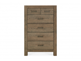 Brienne Bedroom 6 Drawer Tall Chest
