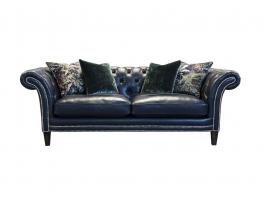 Alexander & James Paradise Large Leather Sofa