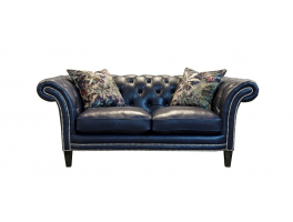 Alexander & James Paradise Small Leather Sofa