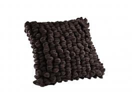 Dreamweavers Pebble Brown Cushion