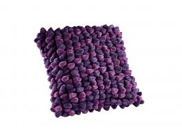 Dreamweavers Pebble Grape Cushion
