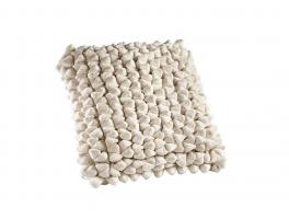 Dreamweavers Pebble White Cushion