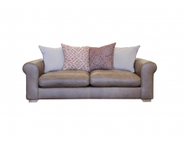 Alexander & James Pemberley Pillow Back Midi Sofa