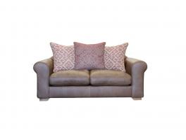 Alexander & James Pemberley Pillow Back Small Sofa