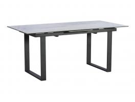 Harris Extending Dining Table (Light Grey)