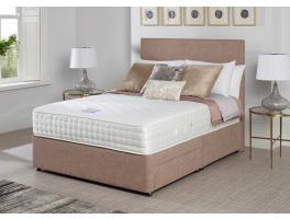 Relyon Dreamworld Aurora Gel Latex Deluxe Divan Bed