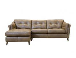 Alexander & James Saddler Chaise Sofa LHF