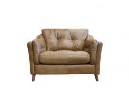 Alexander & James Saddler Snuggler Chair