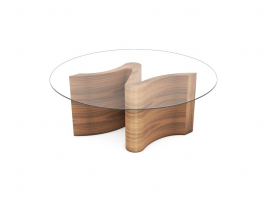Tom Schneider Serpent Extra Large Round Dining Table