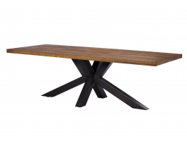 Harlow 240cm Star Leg Dining Table
