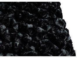 Dreamweavers Shimmer Black Rug