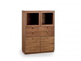 Skovby SM923 Display Cabinet