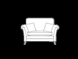 Alstons Malton Snuggler Chair
