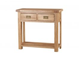 Montana 2 Drawer Console Table