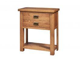 Montana 1 Drawer Console Table