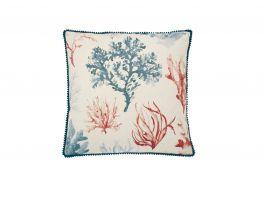 Marine Life Ocean Reef Cushion