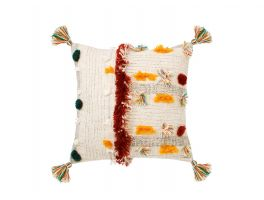 Nomad Tufted Square Cushion