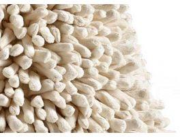 Dreamweavers Spiky White Rug