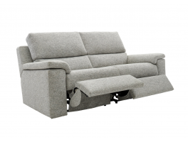 G Plan Taylor 3 Seater Double Manual Recliner