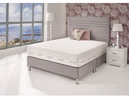 Kaymed Therma-Phase+ Harmonise 1600 Divan Bed on Legs