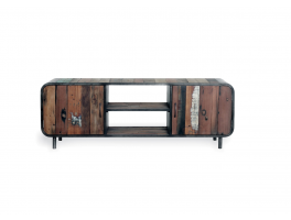 Bluebone Titanic Retro TV Unit