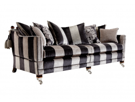 Duresta Trafalgar 3 Seat Sofa Scatter Back