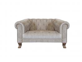 Alexander & James Vivienne Snuggler Chair (No Cushions)