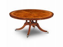 Iain James Dining Furniture Cluster Base Dining Table