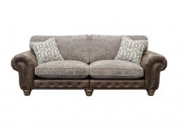 Alexander & James Wilson Large Split Standard Back Sofa