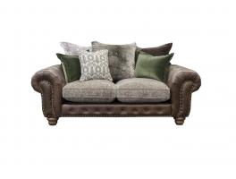 Alexander & James Wilson Small Pillow Back Sofa