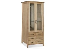Woodland Living & Dining Display Cabinet
