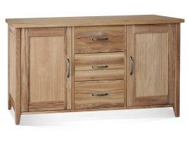 Woodland Living & Dining 3 Drawer Sideboard