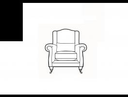 Alstons Malton Wing Chair