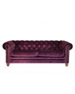 Alexander & James Abraham Junior Large Fabric Sofa