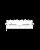 Duresta Burford Grand Sofa Scatter Back