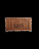 Baumhaus Shiro Walnut Large Sideboard