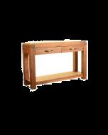 Baumhaus Shiro Walnut Console Table