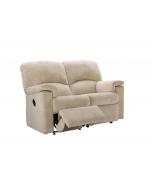 G Plan Chloe 2 Seater Manual Recliner Sofa Double