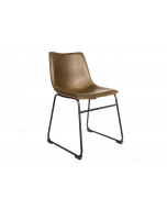 Bluebone Cooper Chestnut Dining Chair (x2)