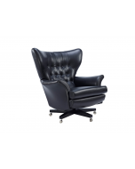 G Plan Vintage Sixty Two Leather Armchair