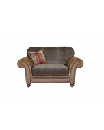 Alexander & James Hudson Standard Back Snuggler Chair