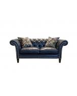 Alexander & James Paradise Small Leather Sofa