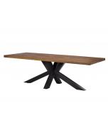 Harlow 240cm Star Leg Dining Table