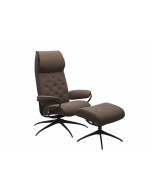 Stressless Metro Star Chair and Stool