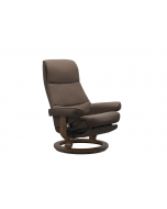 Stressless View Recliner Chair with Leg Comfort