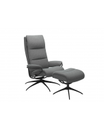 Stressless Tokyo Recliner Chair and Footstool