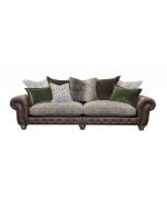 Alexander & James Wilson Grand Split Pillow Back Sofa