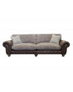 Alexander & James Wilson Grand Split Standard Back Sofa