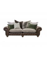 Alexander & James Wilson Large Split Pillow Back Sofa