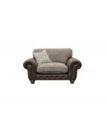 Alexander & James Wilson Standard Back Snuggler Chair